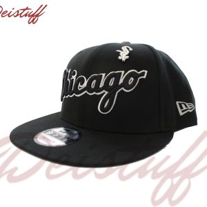 Gorra New Era 9FIFTY PINNED MLB Chicago White Sox