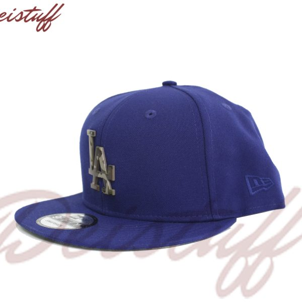 Gorra New Era 9FIFTY MLB Los Angeles Dodgers logo camuflaje eccebb6176c