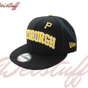 Gorra New Era 9FIFTY PINNED MLB Pittsburgh Pirates