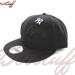 Gorra New Era 9 FIFTY MLB YANKEES NEGRO