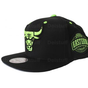 Gorra Mitchell & Ness Chicago Bulls NBA Eastern conference